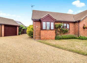 Thumbnail 2 bedroom bungalow for sale in North Walsham, Norwich, Norfolk