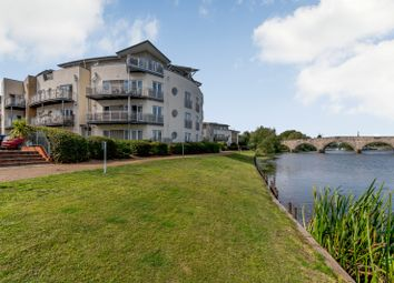 Thumbnail 2 bed flat to rent in Bridge House, Bridge Wharf, Chertsey