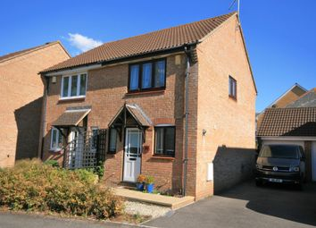 Thumbnail 2 bed semi-detached house for sale in Doulton Gardens, Parkstone, Poole