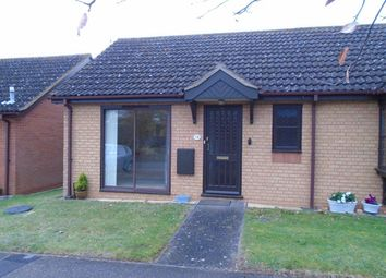 Thumbnail 1 bed semi-detached bungalow for sale in Oaksmere Gardens, Evesham Close, Ipswich