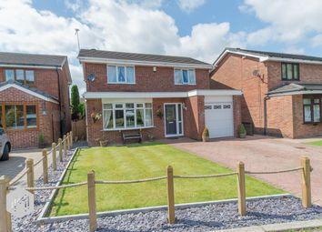 Thumbnail 4 bedroom detached house for sale in Petrel Close, Rochdale