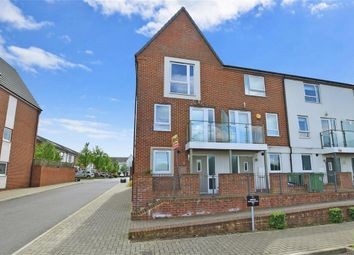 Thumbnail 4 bed end terrace house for sale in Samas Way, Crayford, Kent