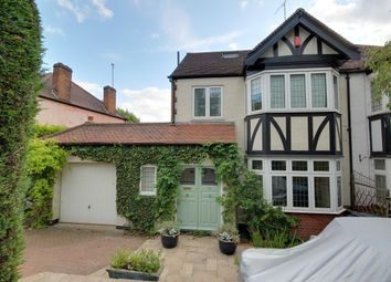 Thumbnail 5 bed semi-detached house for sale in Hadley Way, Winchmore Hill