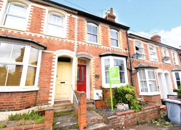 Thumbnail 2 bed terraced house for sale in Belle Vue Road, Reading, Berkshire
