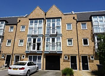 Thumbnail 4 bed town house for sale in Holly Blue Close, St. Neots
