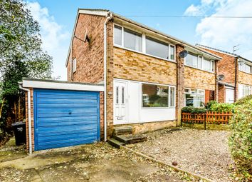 Thumbnail 3 bed semi-detached house for sale in Pye Nest Grove, Halifax