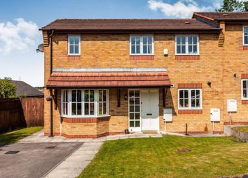 Thumbnail 2 bedroom semi-detached house for sale in Finney Park Drive, Lea, Preston