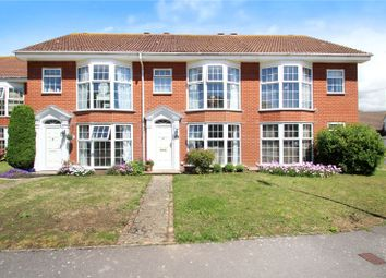 Thumbnail 2 bed terraced house for sale in Cowdray Drive, Rustington, Littlehampton
