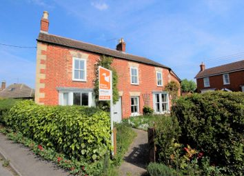 Thumbnail 4 bedroom detached house for sale in The Green, Thurlby, Bourne