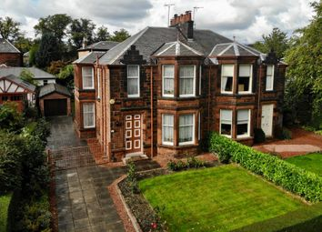 Thumbnail 3 bed semi-detached house for sale in 22 Fleurs Avenue, Glasgow