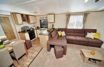 Thumbnail 2 bed mobile/park home for sale in Grange Court, Grange Road, Goodrington, Paignton, Devon