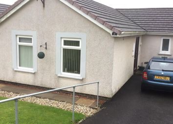 Thumbnail 2 bed detached bungalow for sale in Millfields Close, Kilgetty, Dyfed