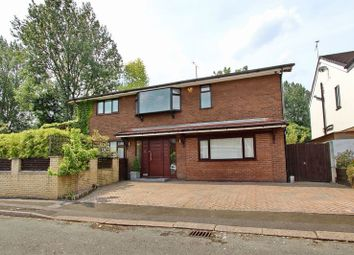 Thumbnail 4 bed detached house for sale in Norwood, Prestwich, Manchester