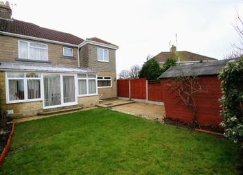 Thumbnail 4 bed semi-detached house for sale in Collett Avenue, Off Northern Road, Swindon