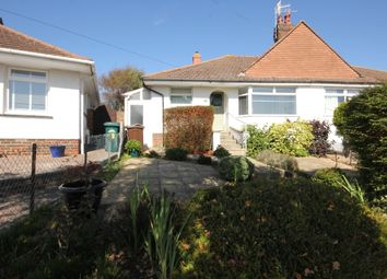 Thumbnail 2 bedroom bungalow to rent in Hangleton Close, Hove