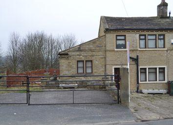 Thumbnail 2 bed cottage for sale in Allerton Lane, Thornton, Bradford