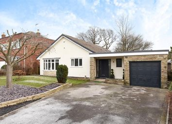 Thumbnail 5 bed detached bungalow for sale in Ashgarth Court, Harrogate