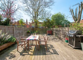 Thumbnail 3 bedroom flat for sale in Larch Road, London