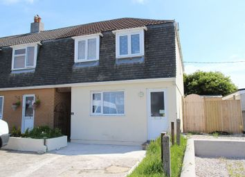 Thumbnail 2 bed flat for sale in Crown Crescent, St. Newlyn East, Newquay