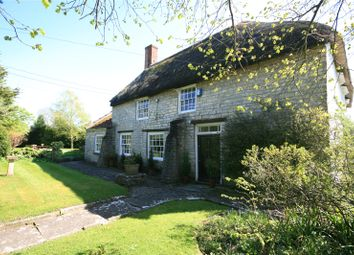 Thumbnail 5 bed detached house for sale in Babcary, Somerton, Somerset