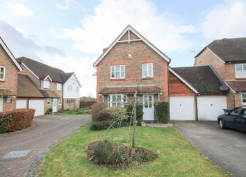 Thumbnail 4 bed link-detached house for sale in Bluebell Close, East Grinstead, West Sussex