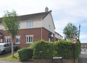 Thumbnail 2 bedroom flat for sale in Craydon Walk, Stockwood, Bristol