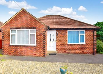 Thumbnail 2 bedroom detached bungalow for sale in Hill Top Crescent, Harrogate