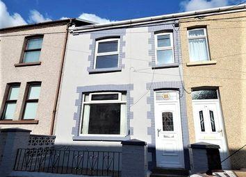 Thumbnail 2 bed terraced house for sale in Neuadd Street, Abertillery