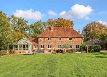 Thumbnail 4 bed detached house for sale in Hipley, Hambledon, Hampshire