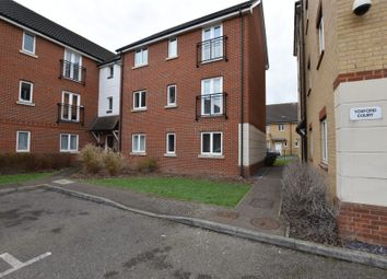 Thumbnail 2 bedroom flat to rent in Glandford Way, Chadwell Heath, Romford