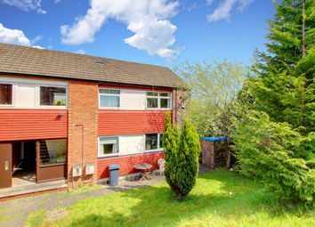 Thumbnail 1 bed flat for sale in Affric Drive, Paisley