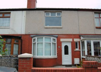 Thumbnail 2 bedroom terraced house to rent in Endsleigh Gardens, Blackpool