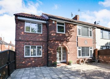 Thumbnail 5 bedroom semi-detached house for sale in Campleshon Road, Bishopthorpe Road, York