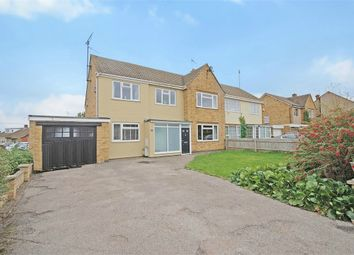 Thumbnail 5 bed semi-detached house for sale in Martins Lane, Hardingstone, Northampton