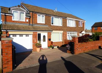 Thumbnail 3 bed semi-detached house for sale in Fairfield Drive, Ossett, Wakefield