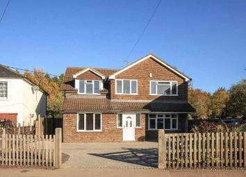 Thumbnail 4 bed detached house for sale in Cheddington Road, Pitstone, Leighton Buzzard