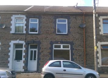 Thumbnail 3 bed terraced house to rent in Brynmair Road, Aberdare