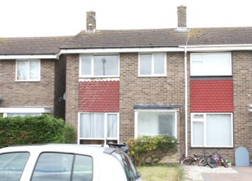 Thumbnail 3 bed end terrace house to rent in Goring-By-Sea, Worthing, West Sussex