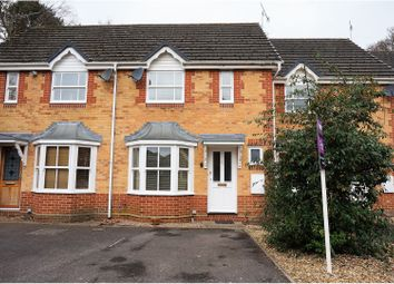 Thumbnail 2 bed terraced house for sale in Edwina Drive, Poole