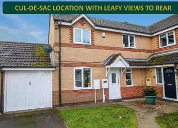 Thumbnail 3 bed semi-detached house for sale in Norman Court, Oadby, Leicester