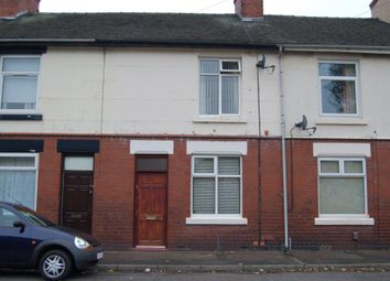 Thumbnail 2 bed terraced house for sale in Stanier Street, Newcastle-Under-Lyme