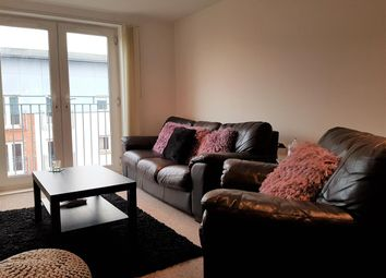 Thumbnail 2 bed flat for sale in Gilbert House, 2 Elmira Way, Salford Quays