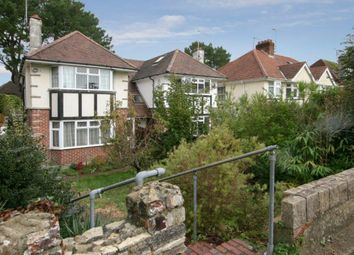 Thumbnail 3 bed semi-detached house for sale in Lilliput Road, Canford Cliffs, Poole