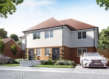 Forge Cottages, Headcorn, Kent TN27. 3 bed semi-detached house for sale