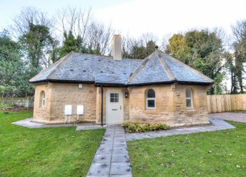 Thumbnail 2 bed cottage for sale in The Lodge, Alnwick, Northumberland