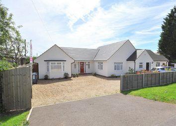 Thumbnail 2 bedroom semi-detached bungalow for sale in Kings Ripton Road, Sapley, Huntingdon, Cambridgeshire