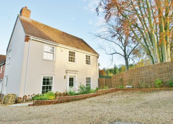 Thumbnail 4 bed link-detached house for sale in Robert Norgate Close, Horstead, Norwich