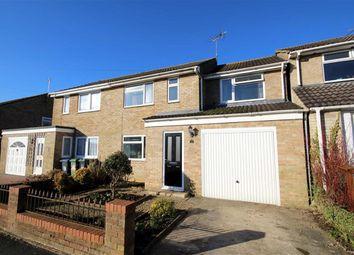 Thumbnail 3 bedroom semi-detached house for sale in Coleridge Close, Royal Wootton Bassett, Swindon