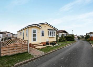 Thumbnail 2 bed mobile/park home for sale in Clifton Park, Clifton, Shefford, Beds