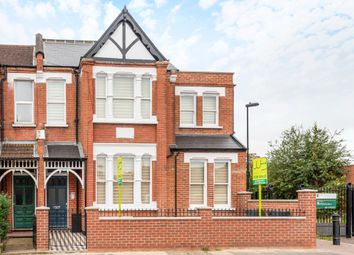 Thumbnail 3 bed flat for sale in Boundary Road, Harringay, London